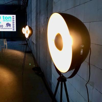 Lampa oko wynajem mebli na impreze wypozyczalnia mebli Magnetic Group Gdynia Gdansk Sopot Trojmiasto Bydgoszcz Torun Olsztyn Warszawa poznan