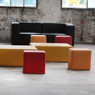 Pufy Cubo Kolor Sofy Modulowe Tetris Pufy Cubo XL Kolor Magnetic Group Wypozyczalnia Mebli Trojmiasto Gdynia Gdansk SopotWEB
