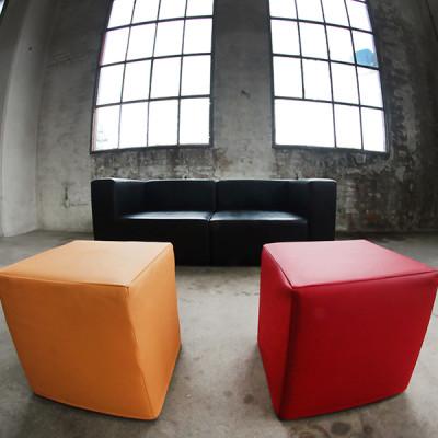 Pufy Cubo Kolor Sofy modulowe Tetris czarne Magnetic Group Wypozyczalnia Mebli Trojmiasto Gdynia Gdansk SopotWEB
