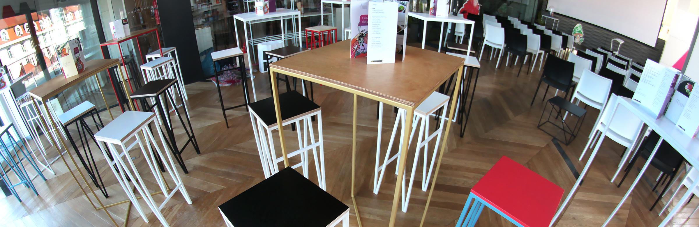Wypożyczalnia Krzesła Magnetic Group