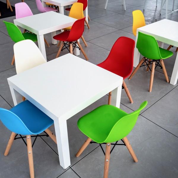 Krzesla zoya dla dzieci kolorowe wynajem mebli magnetic group wypozyczalnia mebli gdynia gdansk sopot trojmiasto pomorskie olsztyn szczecin bydgoszcz, torun inowroclaw warszawa