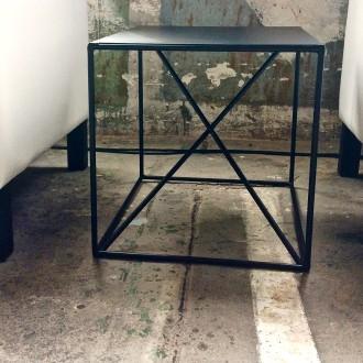 Stolik kawowy Astro Black web Wynajem Magnetic Group Wypozyczalnia Mebli Gdynia Sopot Gdansk Trojmiasto