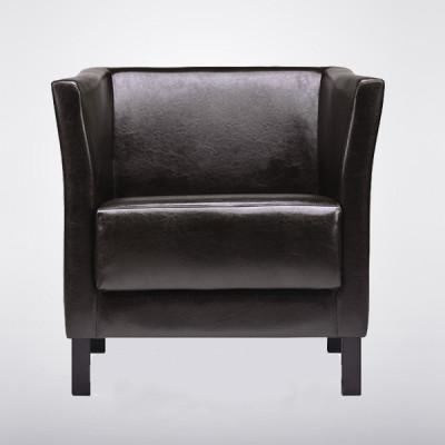 Fotele Miles Ciemno Brązowe Magnetic Group Wynajem Mebli