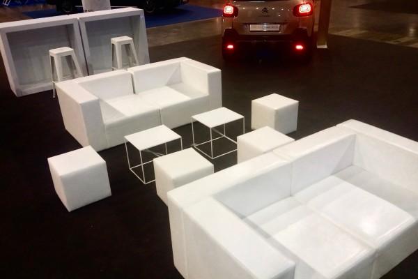Moduły Tetris, Stoliki Astro pufy Cubo Magnetic Group WYnajem Mebli Sopot Gdynia Gdansk Trojmiasto