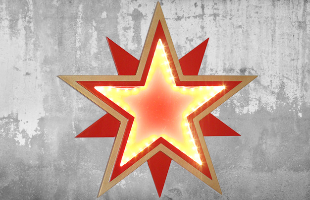 Gwiazdy-LED-Wypozyczalnia-Mebli-Magnetic-Group-Wynajem-Mebli