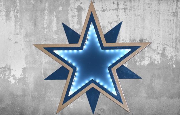 Gwiazdy-Led-Magnetic-Group-WYnajem-Mebli-WYpozyczalnia-Mebli